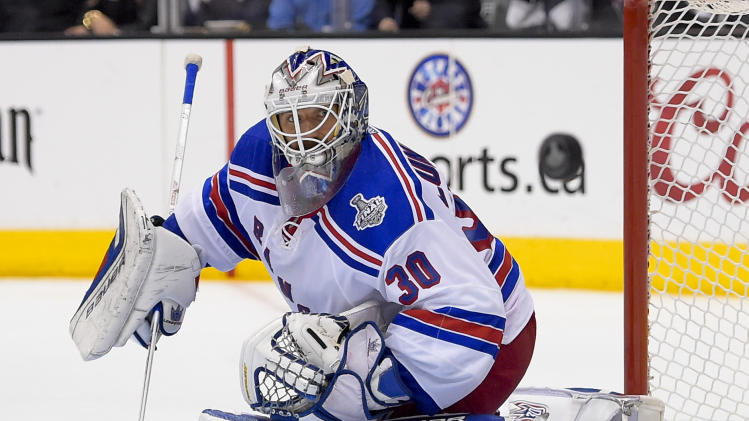 Seven reasons for optimism for the Rangers in Game 3