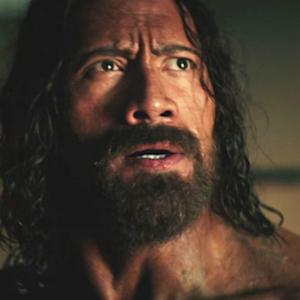 Strange Hair Used for Dwayne Johnson's 'Hercules' Beard