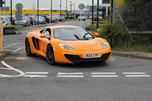 McLaren MP4-12C pictures and hands-on. Car And GPS, McLaren, McLaren MP4-12C, Cars, Photos 0