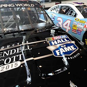 Ragan, Wallace Jr. pay tribute to Scott