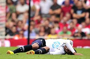 Tottenham star Capoue ruled out for four weeks with ankle sprain