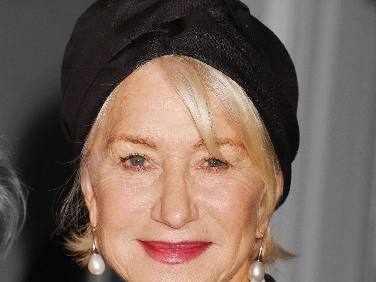 Dame Helen Mirren Has A Warning About The Election