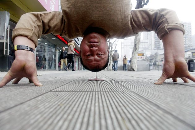 Crazy yet amazing photos