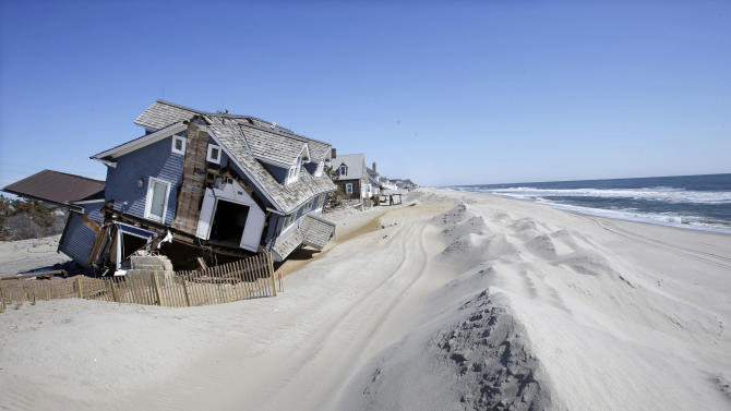 6 months after Sandy, thousands homeless in NY, NJ