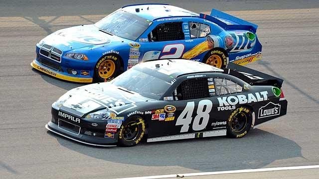 NASCAR's next big rivalry?