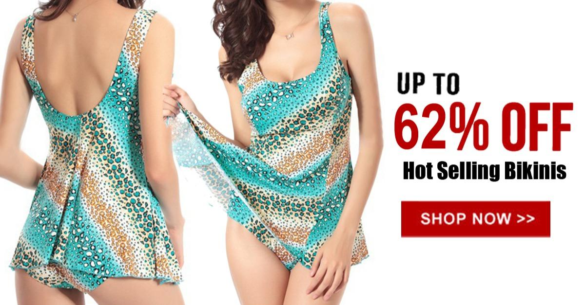 Hot Selling Swimsuits From $7