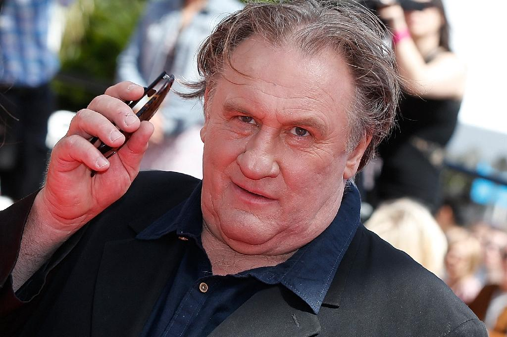 'Americans destroy others': actor Depardieu rails against US