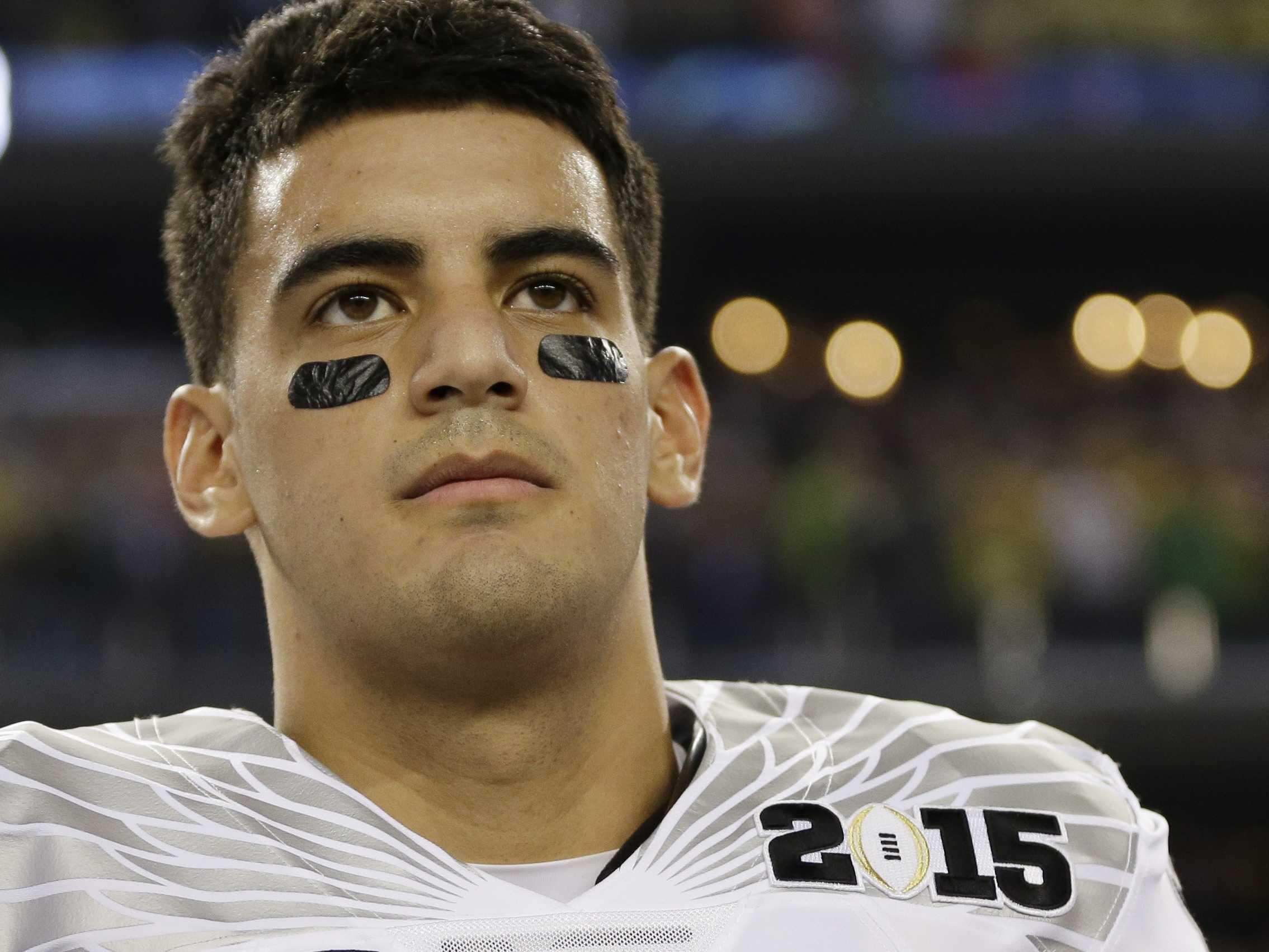 The Philadelphia Eagles should do whatever it takes to get Marcus Mariota