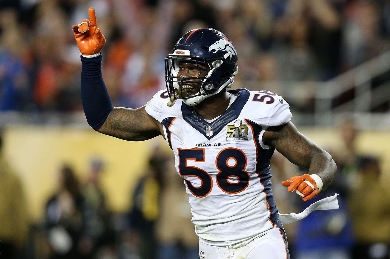 Texas DC claims former star A&M recruit Von Miller 'never was ranked by anyone'