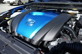 Only the i Touring and i Grand Touring trim get the new Skyactiv-G engines.