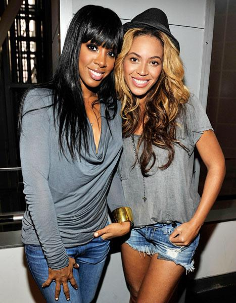 Kelly Rowland Admits She Was Jealous of Beyonce in Angry New Song