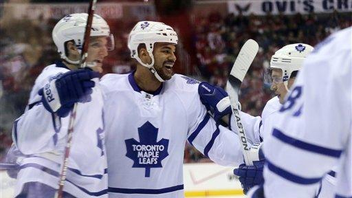 Maple Leafs' 3-2 win puts Capitals at NHL's bottom
