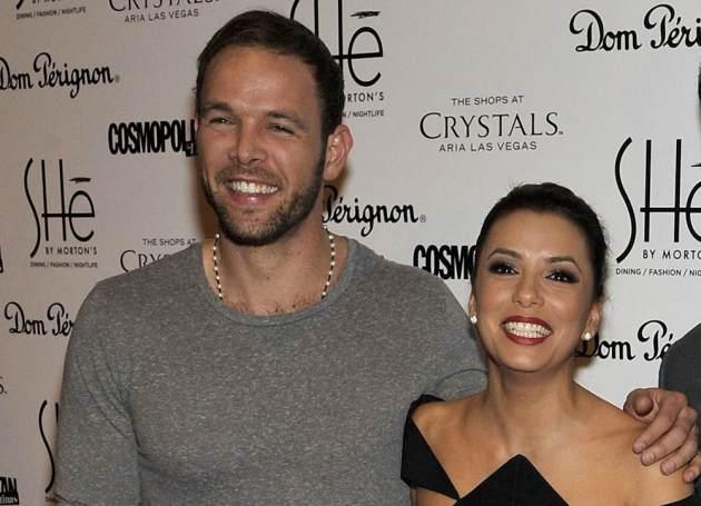 Ernesto Arguello and Eva Longoria -- Getty Images