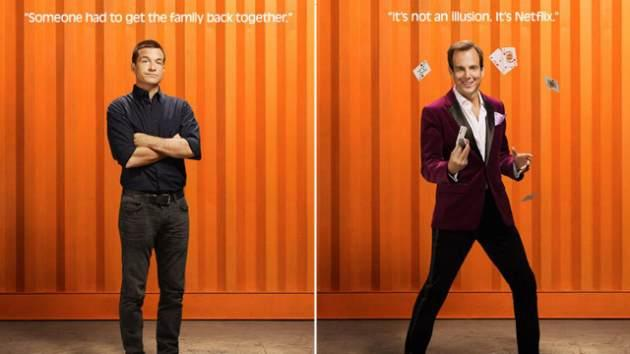 Michael Bluth, Gob Bluth -- Netflix