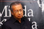Ignore Deepak, Dr M tells Najib