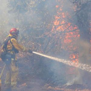 Two California counties under state of emergency due to wildfires