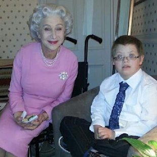Helen Mirren Grants Boy His Dying Wish of Having Tea With the Queen