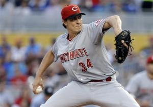 Bailey's 6-hitter helps Reds beat Marlins 6-2