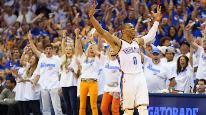 Westbrook, Durant help Thunder beat Clippers