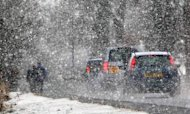 Weather Warning: &#39;Severe&#39; Ice And Snow Ahead