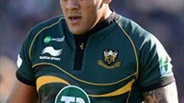 Soane Tonga'uiha scored one of his side's three tries