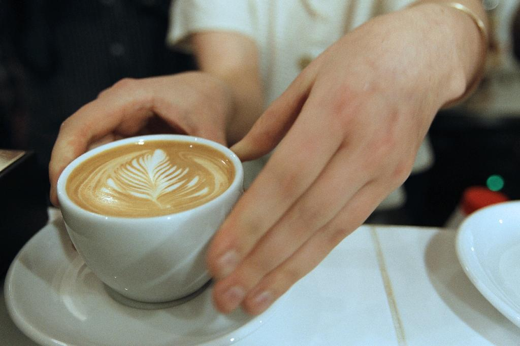 Modest coffee consumption good for the heart: study
