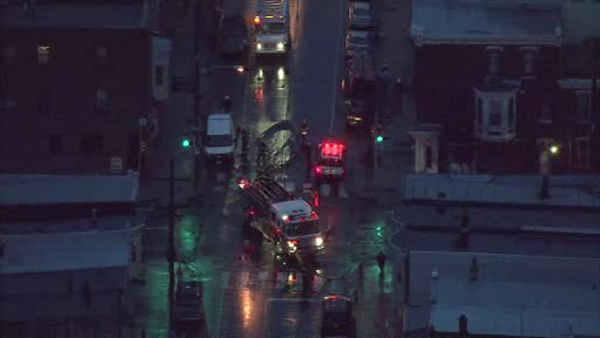 Residents return home after Port Richmond gas leak