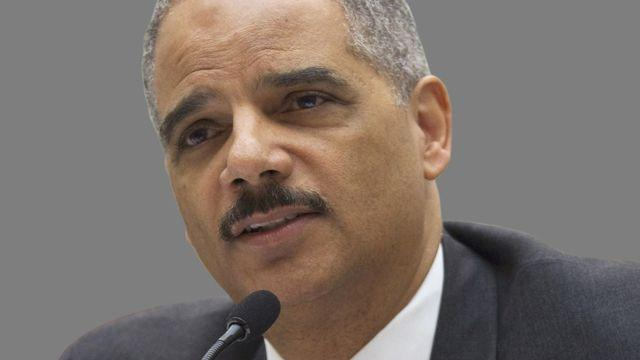 The case against Eric Holder
