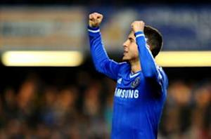 Mourinho declares Hazard fit for Atletico match