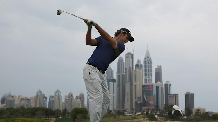 Molinari, Lee share Joburg lead