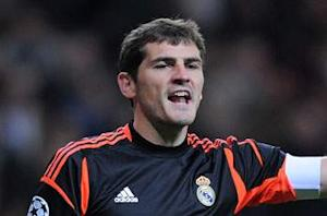Casillas: Mourinho is right to get angry with us
