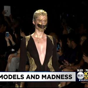 Final Show Of Fashion Week Ends With Blast Of Feathers, Sequins, And Heart