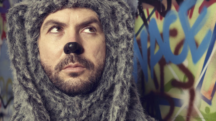 "Jason Gann stars in ""Wilfred."""