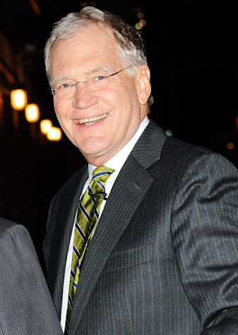 David Letterman Opens Up About Depression, Anxiety Battle
