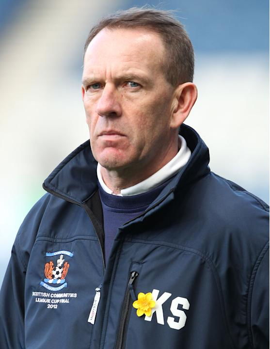 Soccer - Kenny Shiels File Photo