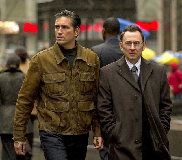 James Caviezel and Michael Emerson star in &quot;Person of Interest.&quot; 