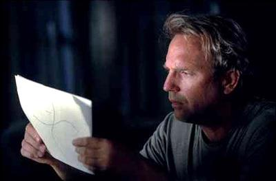 Kevin Costner in Universal's Dragonfly