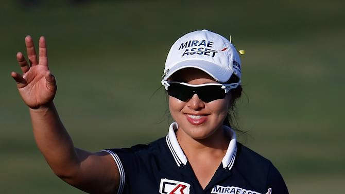 Golf - Kim Sei-Young tops Park in playoff for LPGA LOTTE win