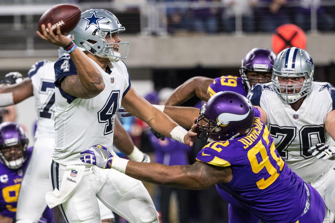 Cowboys vs. Vikings live updates: Scores, highlights, and news from 'Thursday Night Football'