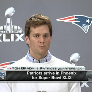 New England Patriots quarterback Tom Brady: We need to focus on what's important