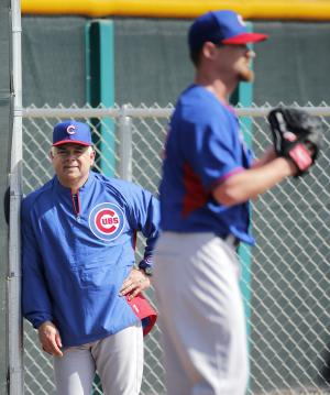 For Cubs' Renteria, it's about high expectations