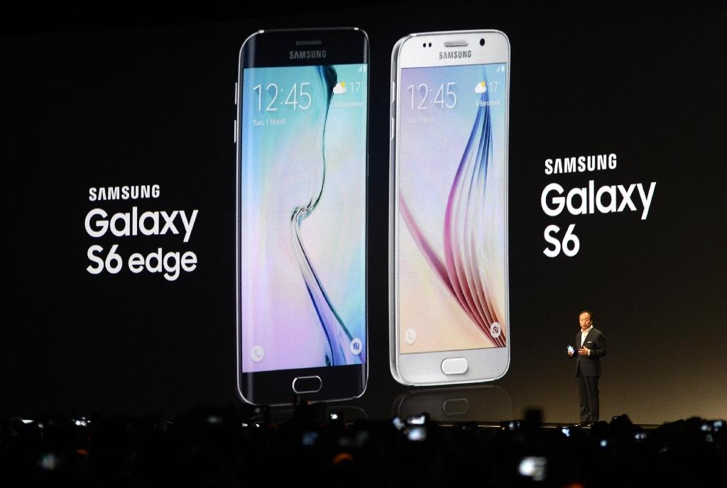 Asian firms challenge Apple with snazzy new smartphones