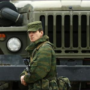 Interfax Report: Ukraine Base In Crimea Under Siege