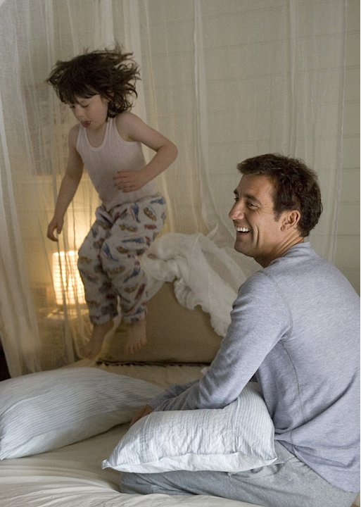 the boys are back production photos miramax 2009 Clive Owen