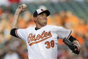 Garcia sharp on mound as Orioles top Nationals 2-0