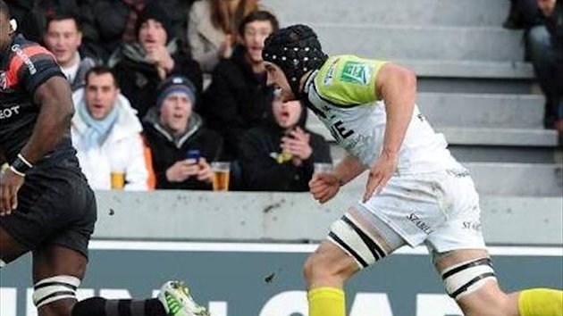 James King, Ospreys