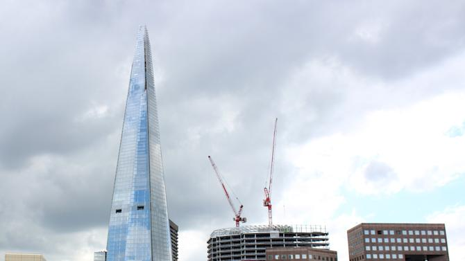 The Shard, Europe's Largest Building Is Unveiled After Completion Of Its Exterior