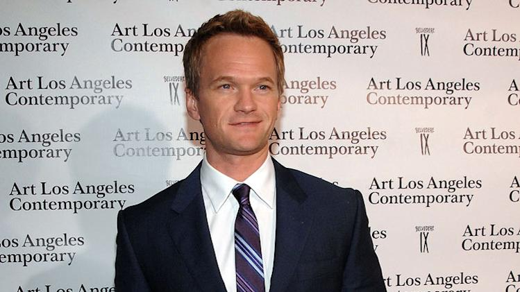Neil Patrick Harris attends Opening Night of Art Los Angeles Contemporary at Pacific Design Center on January 28, 2010 in West Hollywood, California.