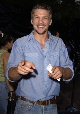Premiere: Marc Blucas at the LA premiere of Universal's Blue Crush - 8/8/2002