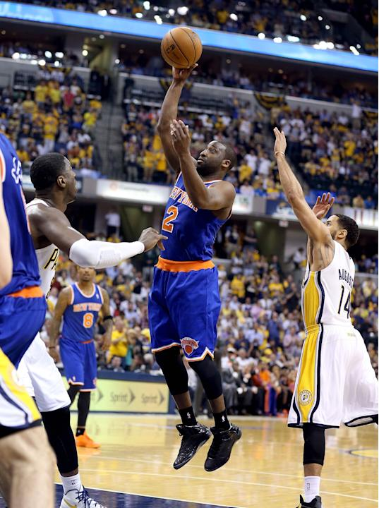 New York Knicks v Indiana Pacers - Game Four